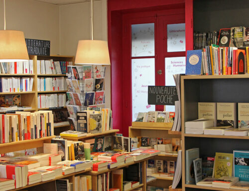 Le nouveau site internet de votre librairie est en ligne