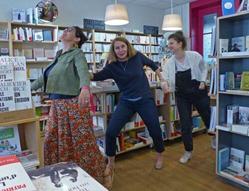 Changement à la librairie