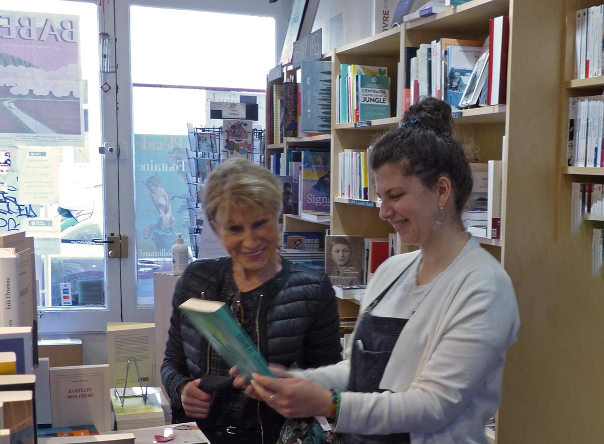 Conseil livre - Librairie Lyon 6