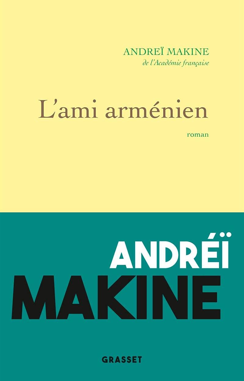 Couverture livre l'ami armenien