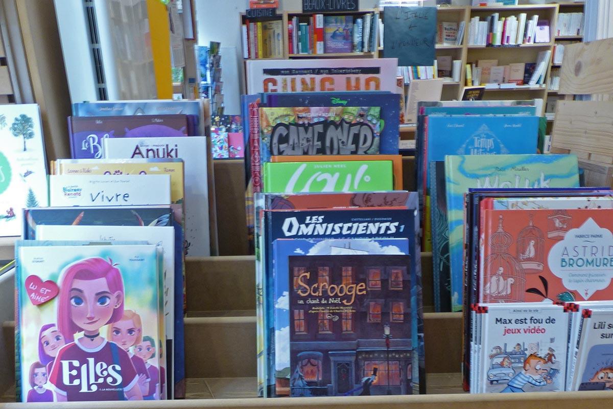 Rayon enfants - Librairie Lyon 6