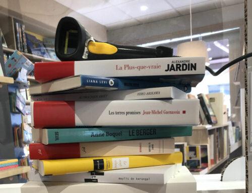 Votre librairie ferme pour inventaire le mercredi 30/06/2021