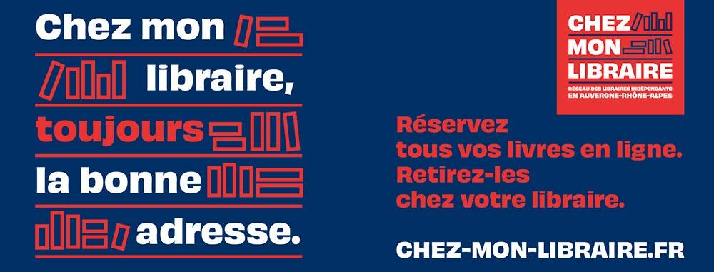 Logo Chez mon Libraire - Lyon